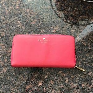 Kate spade wallet, used